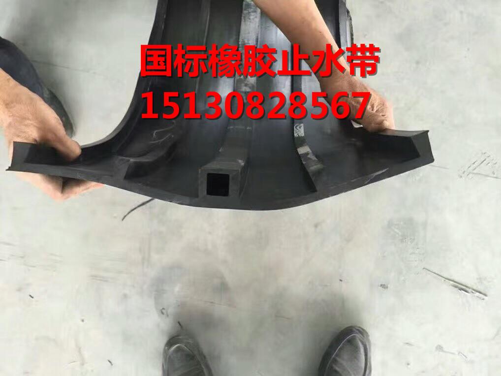 外贴式橡胶止水带 方孔背贴式橡胶止水带厂家行业应用6